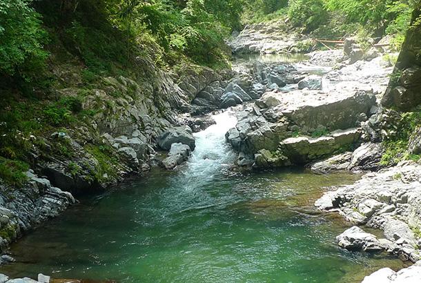 川や海の水